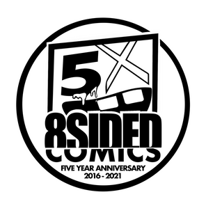 Looking Back On Five Years of 8sided Comics And A Glimpse Into The Future.