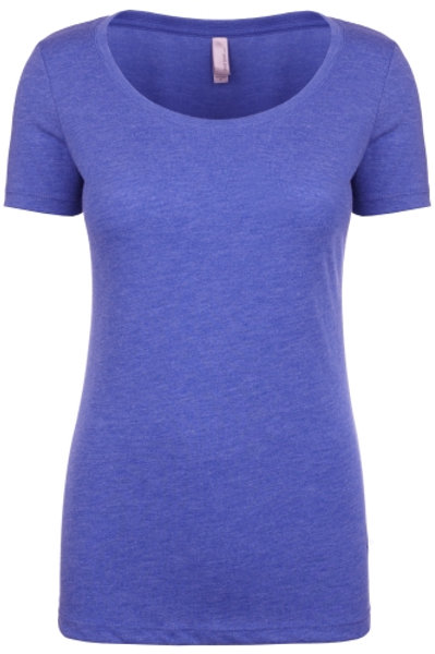 NEXT LEVEL® WOMEN'S TRI-BLEND SCOOP