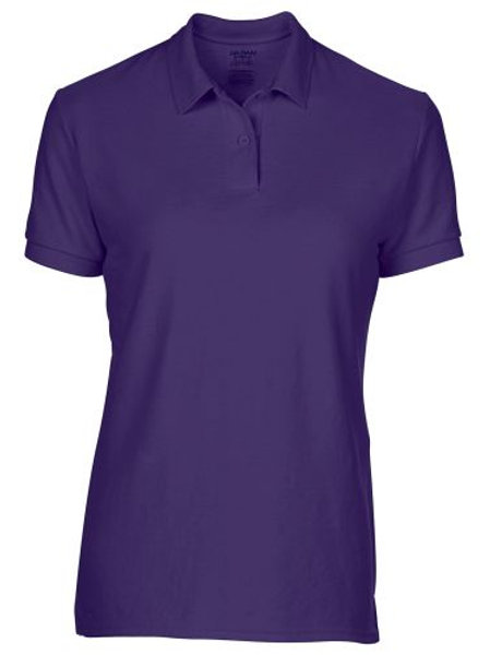 GILDAN® DRYBLEND® LADIES' DOUBLE PIQUÉ SPORT SHIRT
