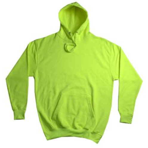 HEAVYWEIGHT NEON HOODED SWEAT