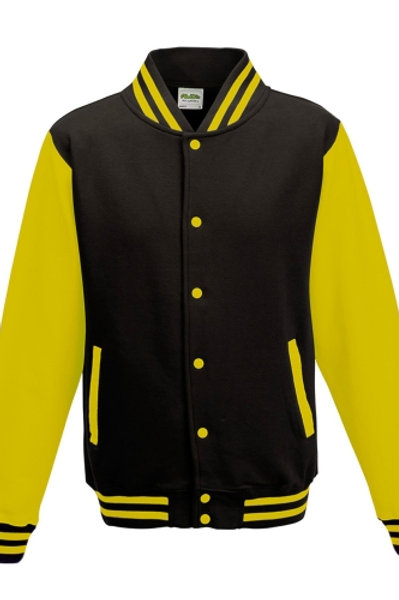 JUST HOODS by AWDis® LETTERMAN JACKET
