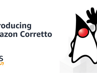 An unexpected outcome: Amazon Corretto, a Java OpenJDK with LTS