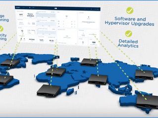 Small data centres for Hyperconverged Infrastructure