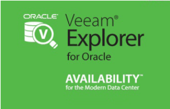 Veeam Explorer for Oracle