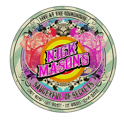 Nick Mason  Live At The Roundhouse    