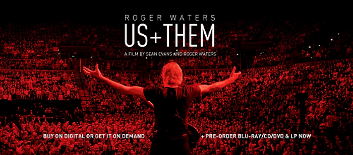 Roger Waters Us + Them Film