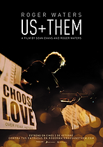 Roger Waters Poster Us + Them