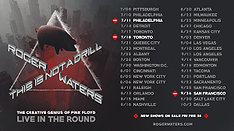 Roger Waters This Is Not A Drill Tour 2020