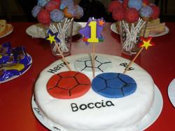 Herne Bay Boccia Birthday March 2014