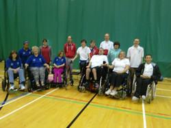 Herne Bay & Gillingham teams