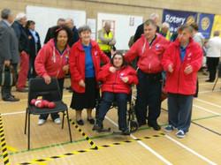 Apr '16 Bronze medallists Rotary Club Tournament