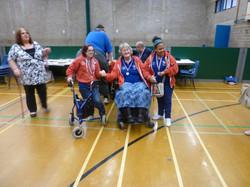 Beryl Griggs Tournament Oct 2014 Silver medallists