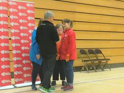 Heathcoat Cup Crawley BC8 Shonie Silver medal