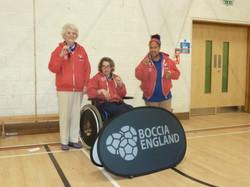 Oct '15 Kent League Bronze Medallists