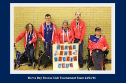 Rotary Club Tournamant 2014