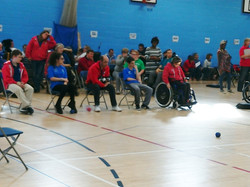Open Boccia Competition Sidcup Oct '16