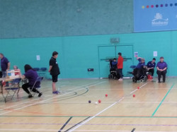Kent Singles Competition at Gillingham S