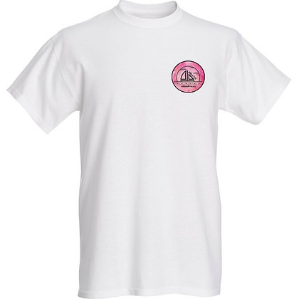 Pink Water Color T-Shirt