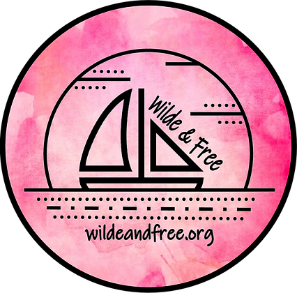 """Pink Water Color 5"""" Sticker"""