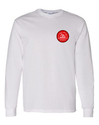 Red Rays Long Sleeve