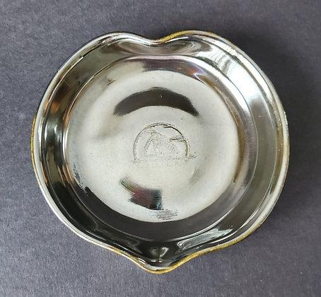 Palladium Heart Dish