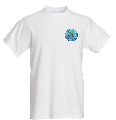 Blue Water Color T-Shirt