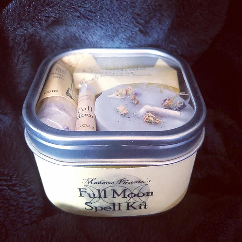 Madame Phoenix Full Moon Spell Kit
