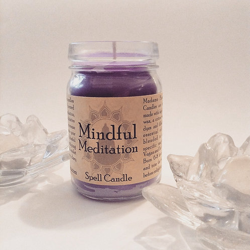Madame Phoenix Mindful Meditation Candle