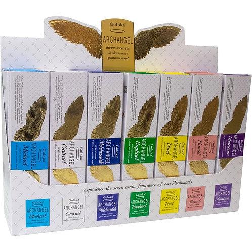 Goloka Archangel Incenses