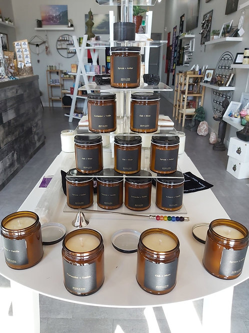 Brand & Iron Candles (Variety)