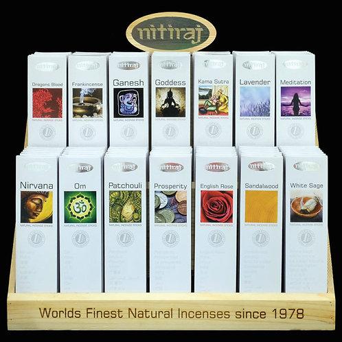 Nitiraj Platinum Incense Sticks