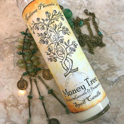 Madame Phoenix Money Tree Candle