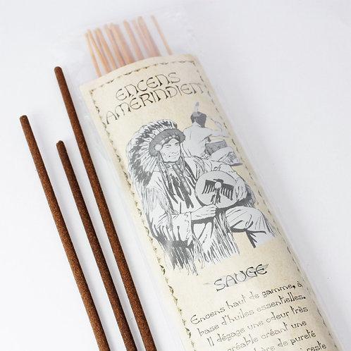 Jabou Amerindian Sage Incense