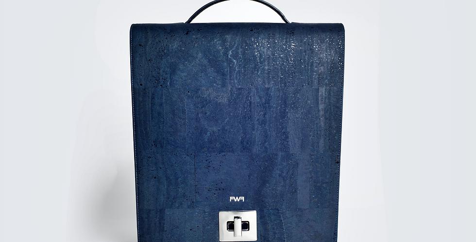 Midnight Blue 'M' Multifunctional Bag