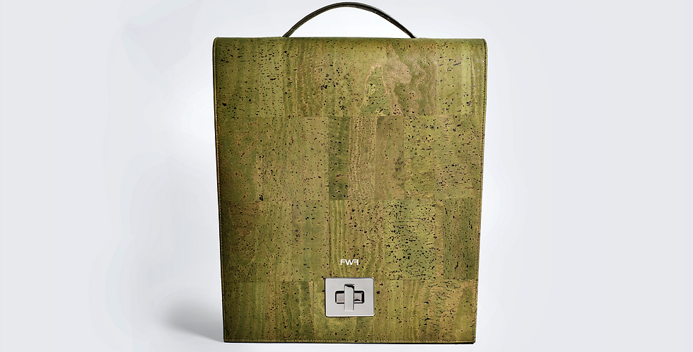 Forest Green 'M' Multifunctional Bag