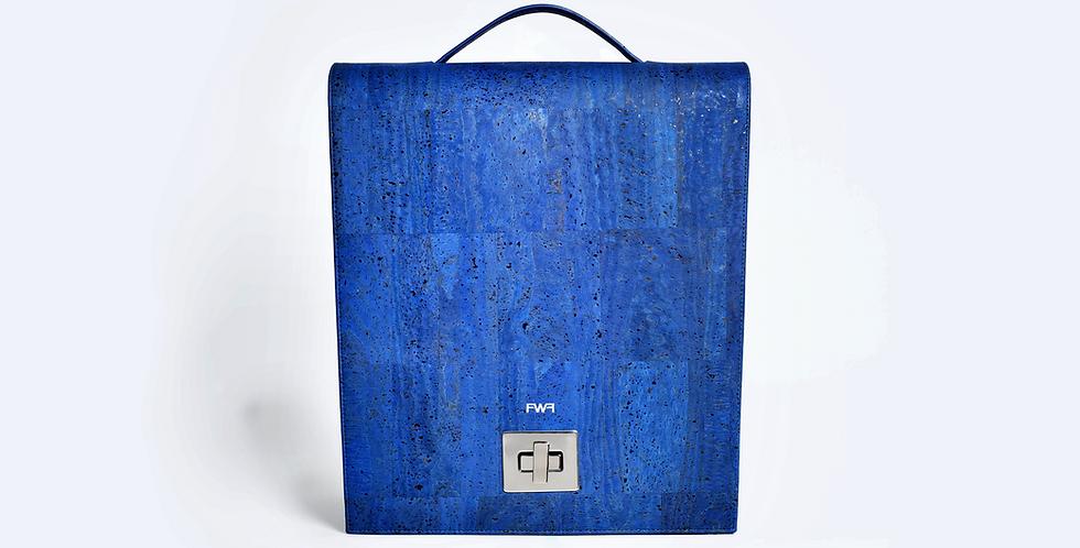Denim Blue 'M' Multifunctional Bag