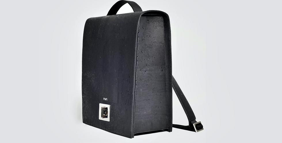 Matte Black - 'M' Multifunctional Bag