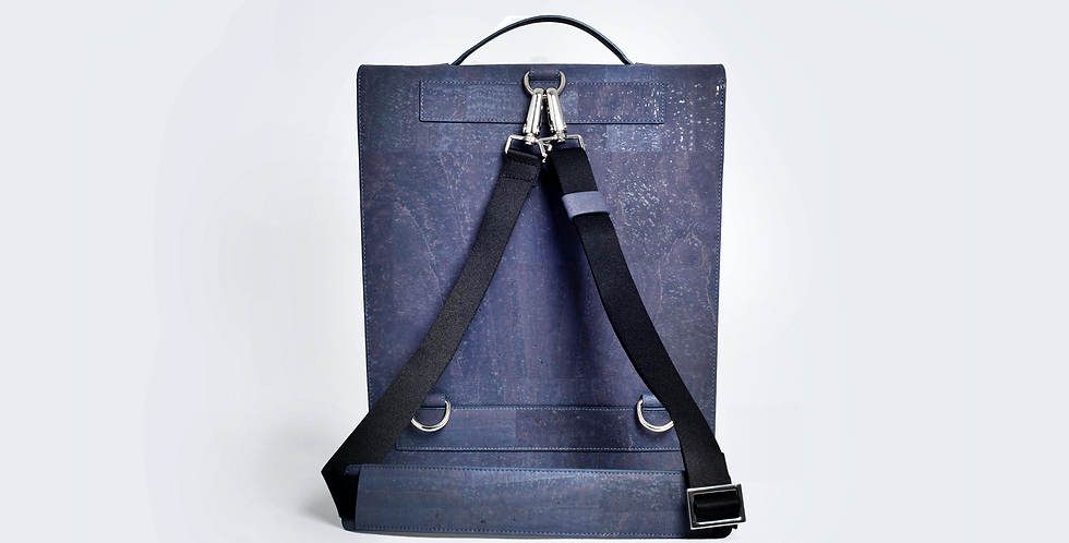 Charcoal Grey 'M' Multifunctional Bag