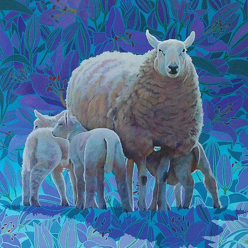 Lambs & Lilies