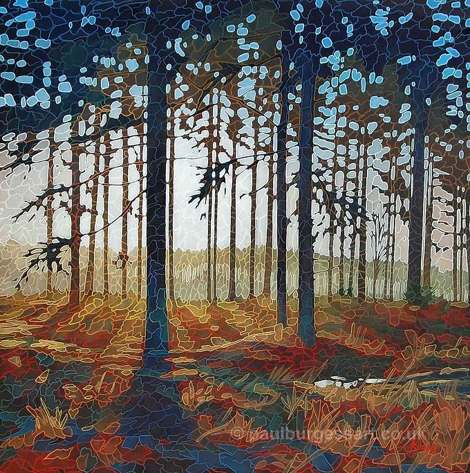 Paul Burgess Art