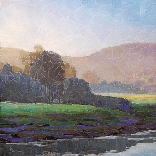 Tintern River Bank