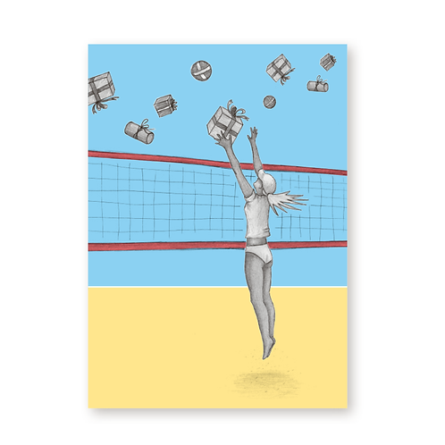 Volley Attack