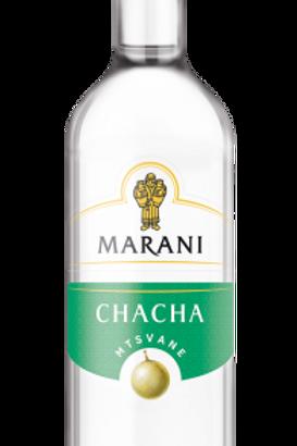 Mtsvane chacha, TM Marani