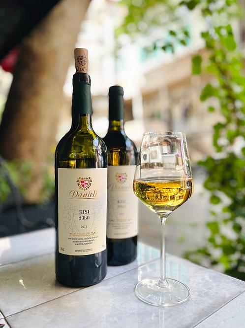Kisi 2017, Danieli , Dry white wine