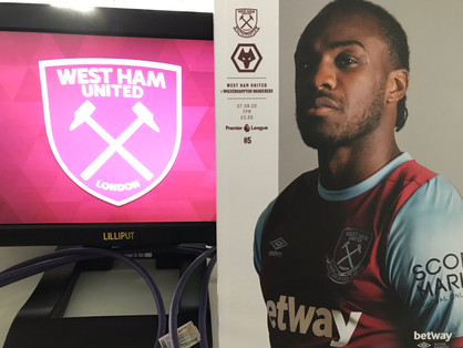 Irvine delighted as Hammers make a big noise for Moyes