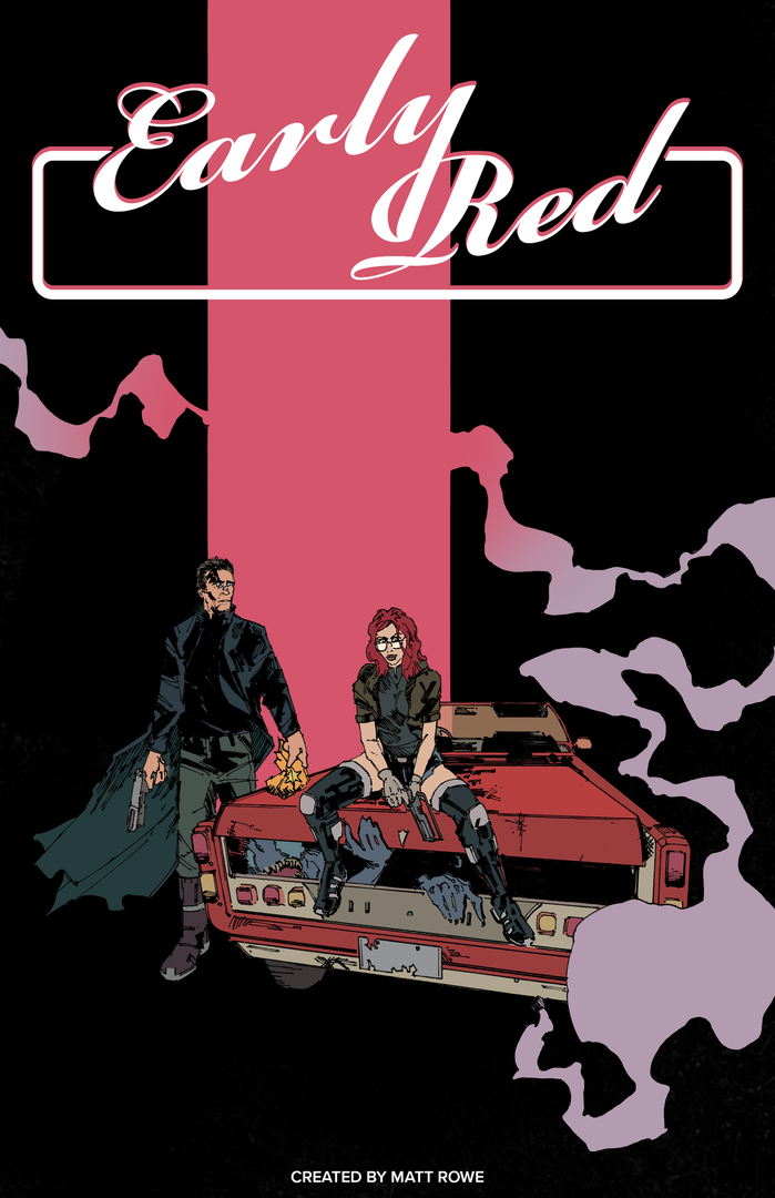 Early Red Cover