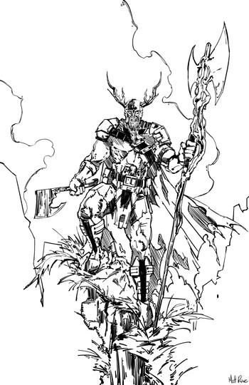 Warrior Concept
