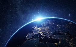 earth-view-from-space-4k-wallpaper