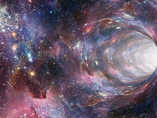 The hole of the Universe.