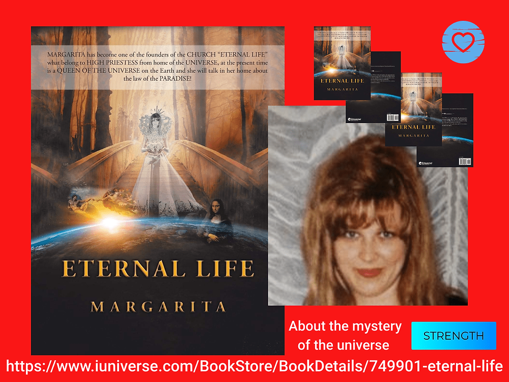 The UNIVERSE is classified, Margarita has an extraterrestrial power. Sensational discovery of a new science!